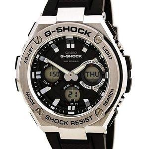 Casio Men's G Shock Stainless Steel Quartz Watch
